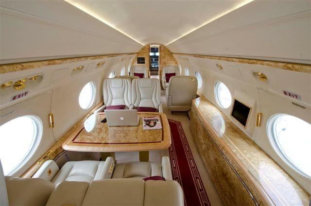 Gulfstream 550 6 - Gulfstream 550