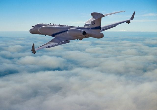 Gulfstream 550 7 - Gulfstream 550