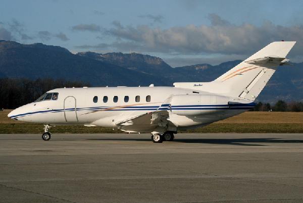 Hawker 850XP 3 - Hawker 850XP