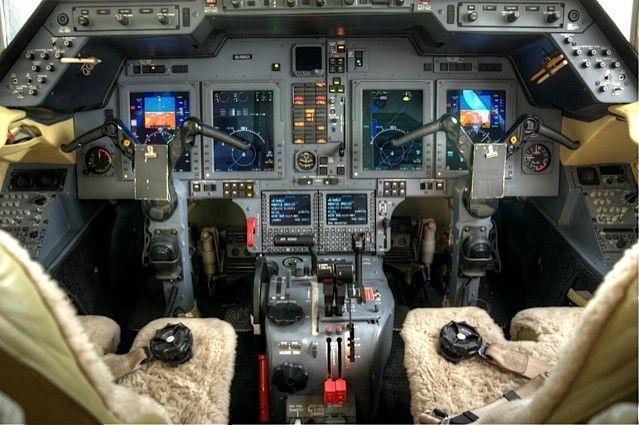 Hawker 850XP 5 - Hawker 850XP