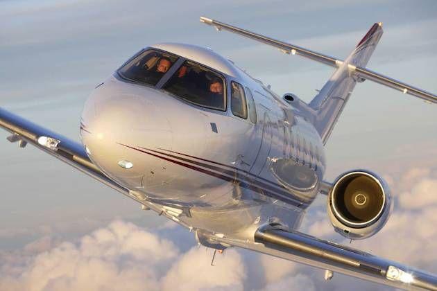 Hawker 850XP 7 - Hawker 850XP