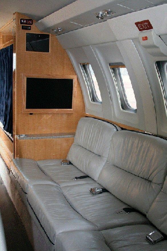 Hawker HS 125 1 - Hawker HS 125, RA-02801,802,850