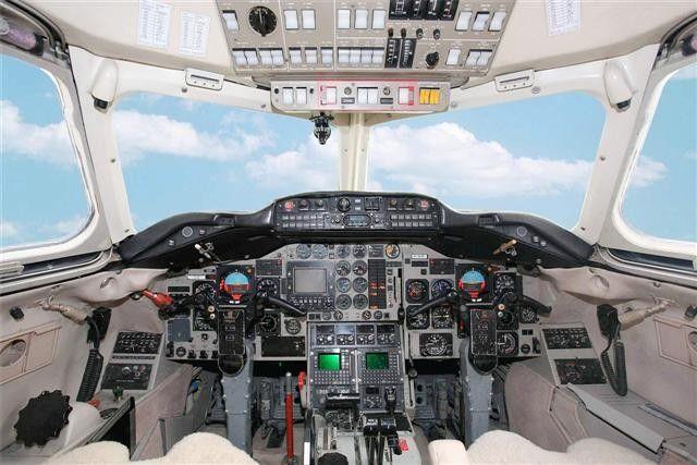 Hawker HS 125 2 - Hawker HS 125, RA-02801,802,850