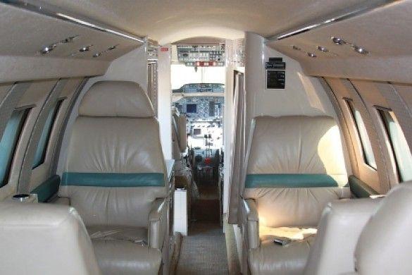 Hawker HS 125 3 - Hawker HS 125, RA-02801,802,850