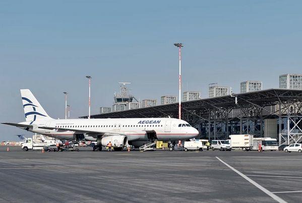 I Daskalogiannis aeroport 1 - Аэропорт Иоаннис Даскалояннис