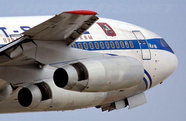Il 86 3 - Самолет Ил-86