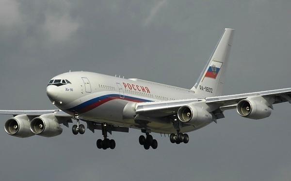 Il 86 4 - Самолет Ил-86