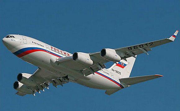 Il 96 300 1 - Самолет Ил-96-300