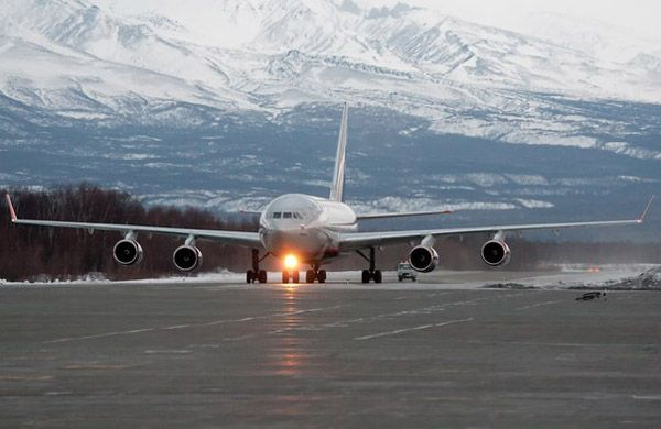Il 96 300 2 - Самолет Ил-96-300
