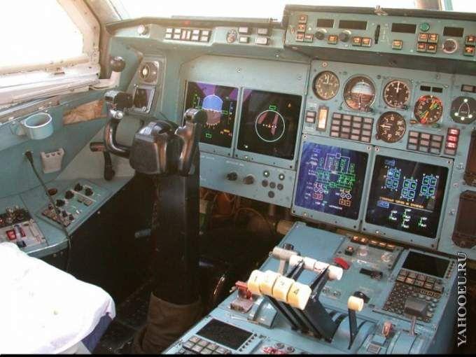 Il 96 300 3 - Самолет Ил-96-300