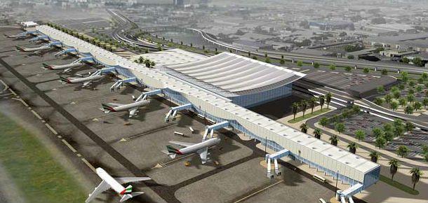 Indira Gandi aeroport 2 - Аэропорт Индира Ганди