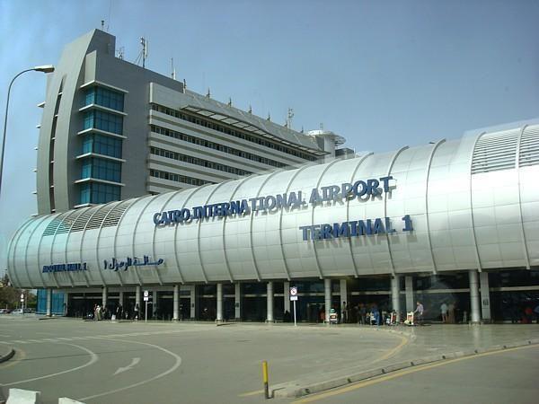 Kair aeroport 2 - Международный аэропорт Каир