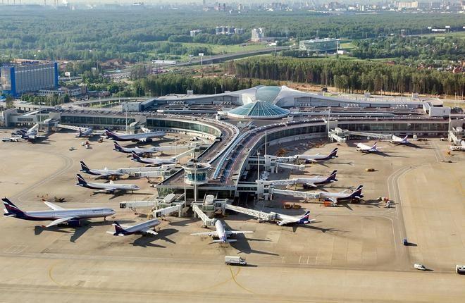 Kolcovo aeroport 3 - Аэропорт Кольцово (Екатеринбург)