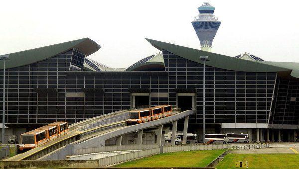 Kuala Lumpur aeroport 2 - Аэропорт Куала-Лумпур