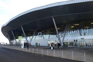 Kurumoch aeroport 1 300x200 - Путешествие по Италии на общественном транспорте: Рим, Венеция, Гарда, Лигурия с приправой из Тосканы и под соусом Лазурного берега