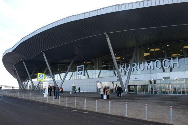 Kurumoch aeroport 1 - Аэропорт Курумоч