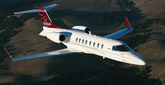 Learjet 40 3 - Learjet 40