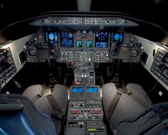 Learjet 40 5 - Learjet 40