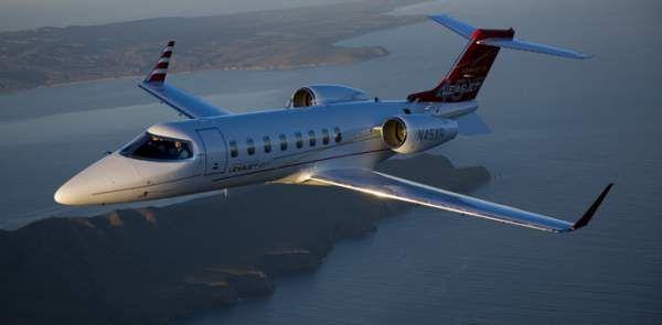 Learjet 45 1 - Learjet 45
