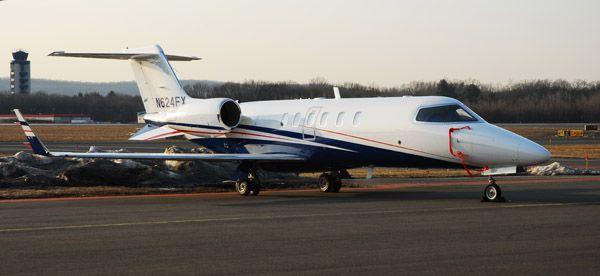 Learjet 45 5 - Learjet 45