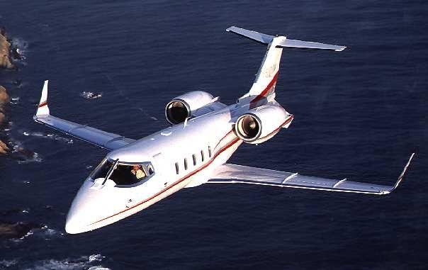 Learjet 60 1 - Learjet 60