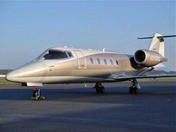 Learjet 60 2 - Learjet 60