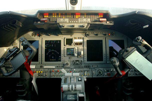 Learjet 60 3 - Learjet 60