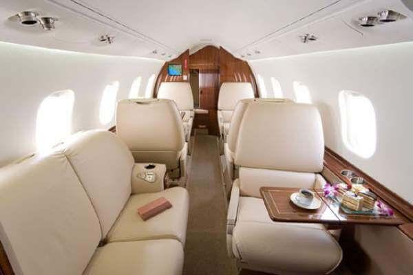 Learjet 60 4 - Learjet 60