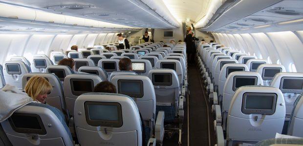 MD 83 Business Class samolet 1 - Самолет MD 83