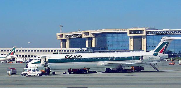 Malpensa aeroport 1 - Миланский аэропорт Мальпенса