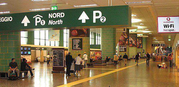 Malpensa aeroport 2 - Миланский аэропорт Мальпенса