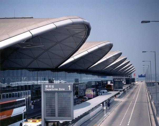 Mezhdunarodnyy aeroport Gonkonga 1 - Международный аэропорт Гонконга