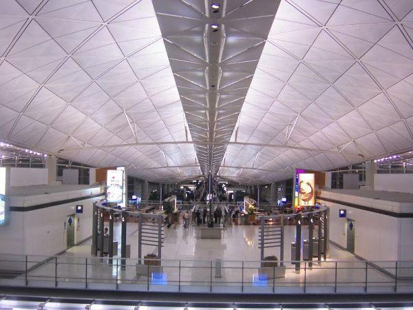 Mezhdunarodnyy aeroport Gonkonga 2 - Международный аэропорт Гонконга