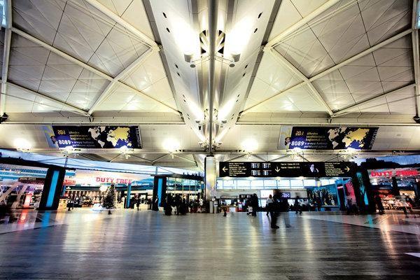 Mezhdunarodnyy aeroport imeni Atatyurka 2 - Аэропорт Стамбул имени Ататюрка