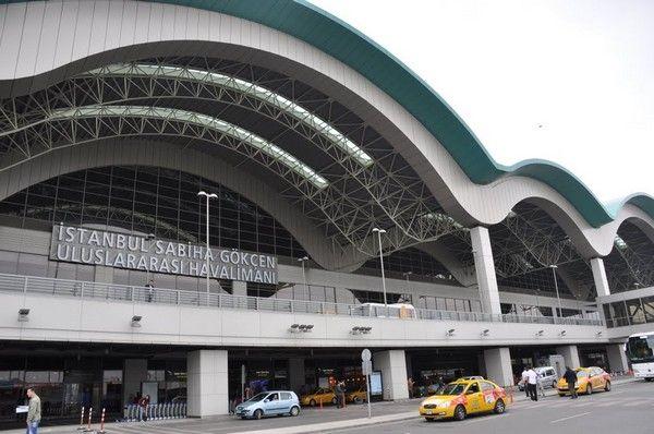 Mezhdunarodnyy aeroport imeni Sabihi Gekchen 1 - Аэропорт Стамбул имени Сабихи Гёкчен