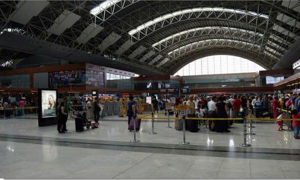 Mezhdunarodnyy aeroport imeni Sabihi Gekchen 2 - Аэропорт Стамбул имени Сабихи Гёкчен