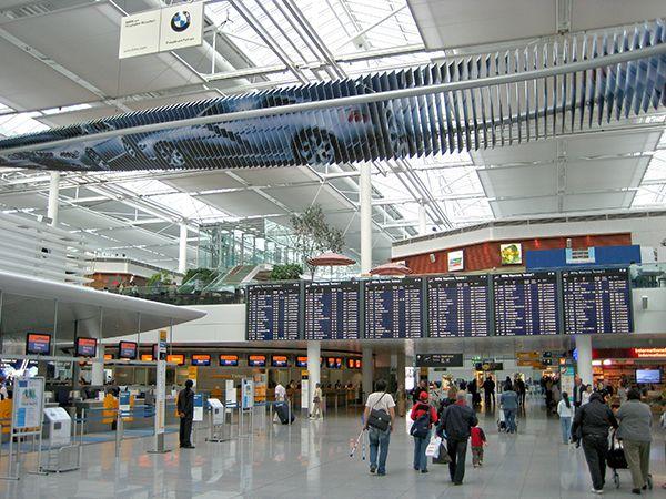 Myunhen aeroport 1 - Аэропорт Мюнхен