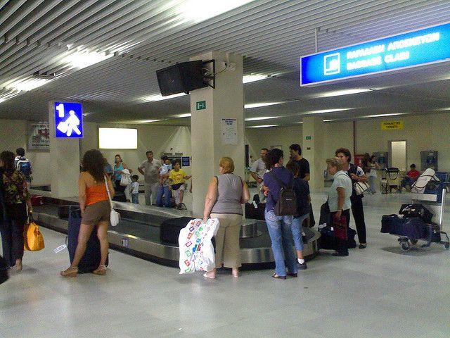 Nikos Kazandzakis aeroport 2 - Никос Казандзакис