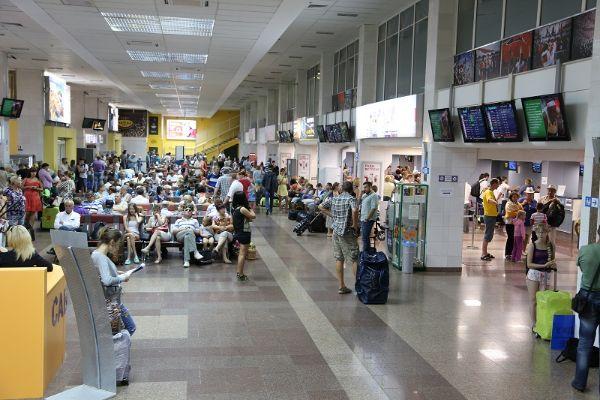 Pashkovskiy aeroport 2 - Аэропорт Пашковский Краснодар