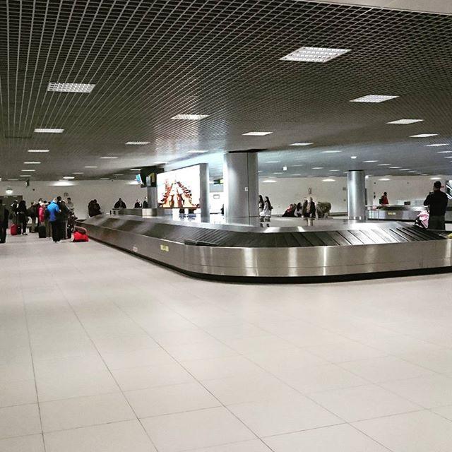 Portela aeroport 2 - Аэропорт Портела