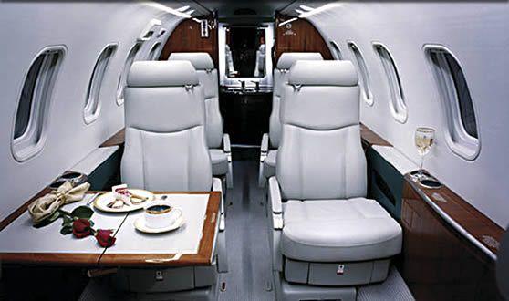 Premier I samolet kayuta pilota 2 - Premier I