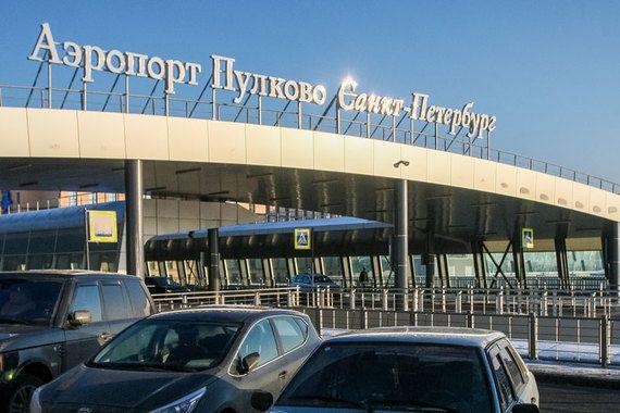 Pulkovo aeroport 2 - Аэропорт Пулково