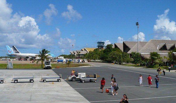 Punta Kana aeroport 1 - Пунта Кана