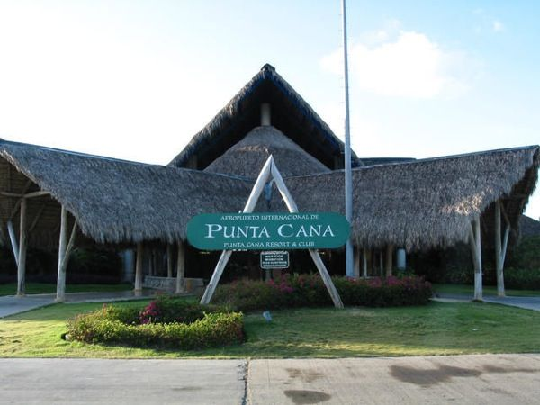 Punta Kana aeroport 2 - Пунта Кана