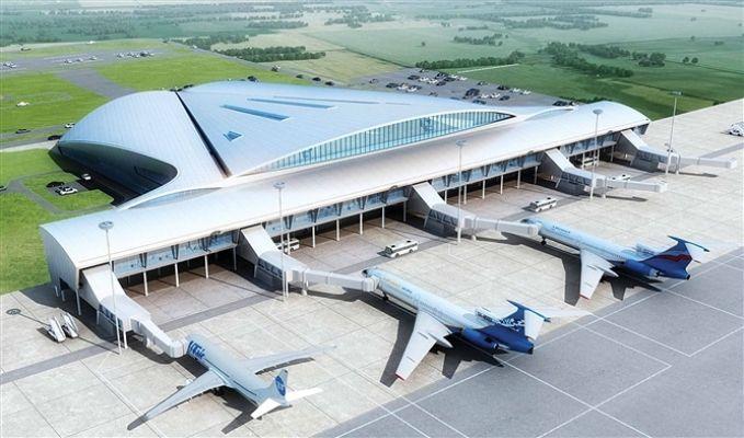 Saratov Centralnyy 1 - Аэропорт Саратов-Центральный