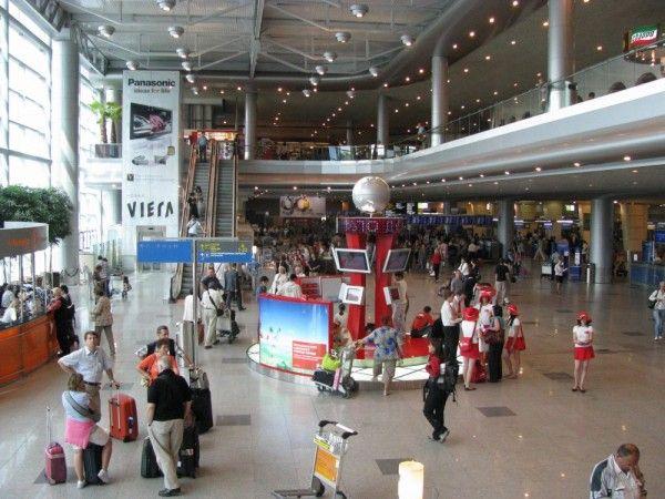 Sharm El Sheyh aeroport 2 - Аэропорт Шарм Эль Шейх