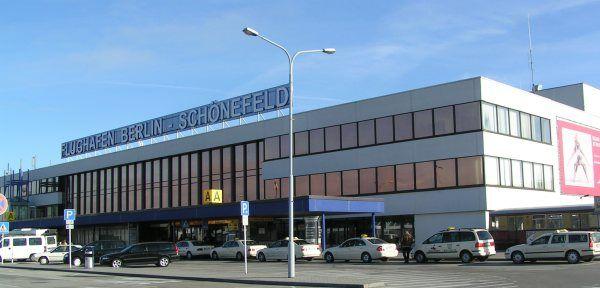 Shenefeld aeroport 3 - Аэропорт Шёнефельд