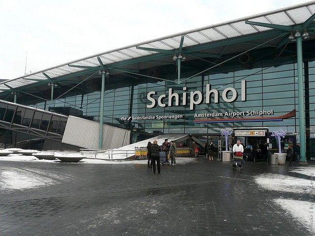 Shiphol aeroport 1 - Аэропорт Амстрадама - Схипхол - Шипхол -  AMS - EHAM