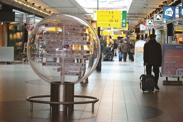 Shiphol aeroport 2 - Аэропорт Амстрадама - Схипхол - Шипхол -  AMS - EHAM