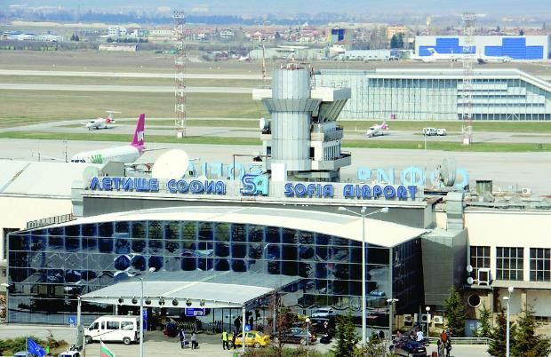 Sofia aeroport 2 - Аэропорт София